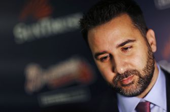 Braves GM Anthopoulos: Getting calls on major leaguers, 'chance' could deal from roster