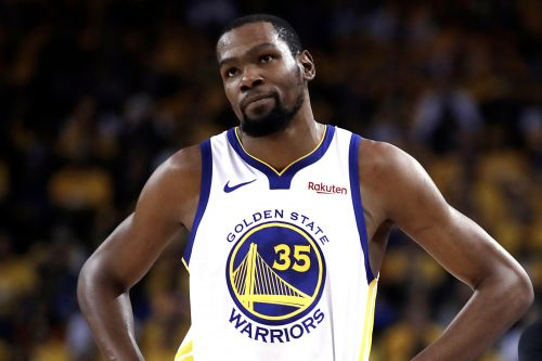 Warriors' Kevin Durant will miss Game 1 of the NBA Finals