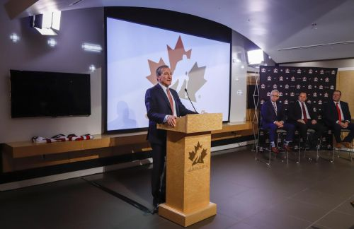 Canada announces 34 players for selection camp ahead of world juniors