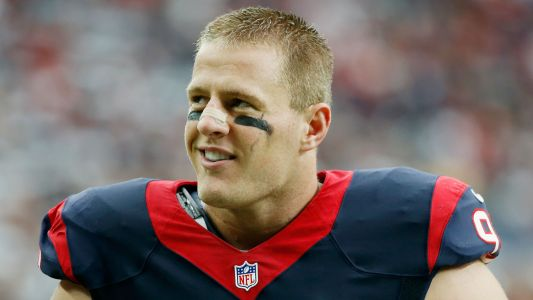 JJ Watt's 'mitochondria' tweet sends Bills, Browns fans into free-agency theory frenzy