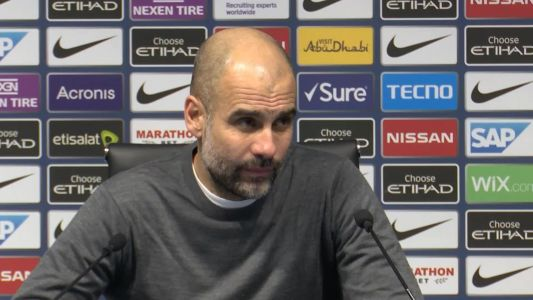 Guardiola thanks Man City players after thumping Chelsea 6-0