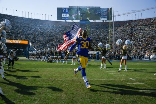 Rams offering free tickets to Monday night's game to first responders, tragedy victims