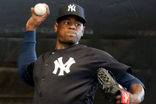 Yankees' Luis Severino 'fine' after test of achy shoulder