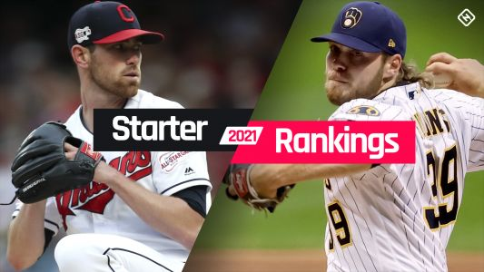 Fantasy Baseball SP Rankings: Starting Pitcher Tiers, Sleepers, Draft Strategy