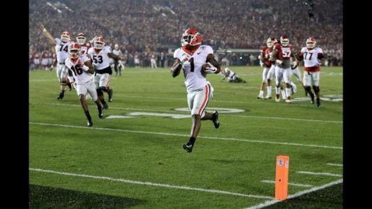 Georgia's Rose Bowl victory up for 'Best Game' at 2018 ESPYs