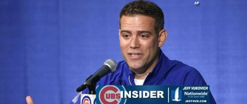 Theo Epstein gets a little sassy in response to doubt about Cubs bullpen