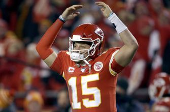 Will Henry's runs or Mahomes' passes decide AFC champion?