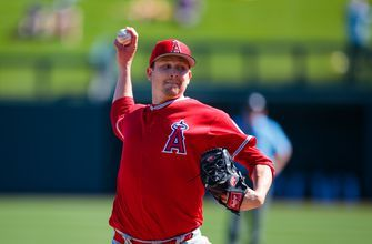 Trevor Cahill gets nod to start Opening Day for Angels