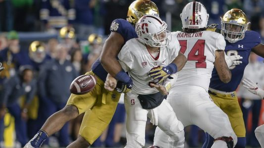 Where Notre Dame was, is and will need to be vs. Clemson: Defensive line