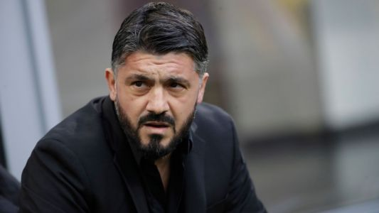 AC Milan boss Gennaro Gattuso banned one game for referee protest