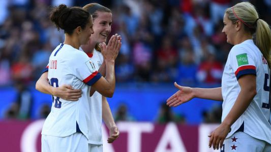 Women's World Cup 2019: Carli Lloyd claps back at critics