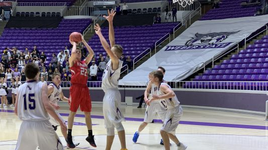 Kanab's Sam Orton hits buzzer-beating 3-pointer to upset North Summit