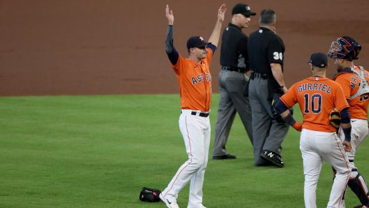 Why was Red Sox-Astros ALCS Game 2 delayed? MLB pitching change rules, explained