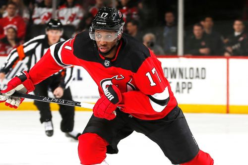 Devils selloff continues with Wayne Simmonds dealt to Sabres