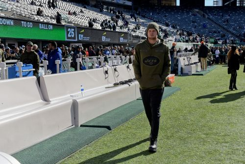 Jets QB Sam Darnold sits out team's first practice after bye