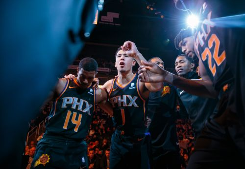 Phoenix Suns looking to build off back-to-back wins, their first set in nearly a year