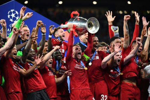 Lifting Premier League trophy in empty stadium would be 'strange', says Henderson