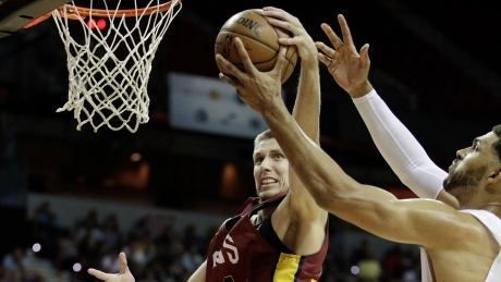 14-second clock after offensive rebound among new NBA rules