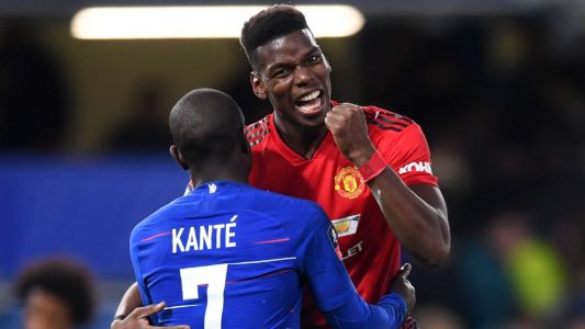 Pogba: 'Dream' to join Real Madrid but happy at Manchester United 'for now'