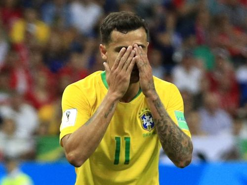 Marcelo, Coutinho and Casemiro withdraw from Brazil squad