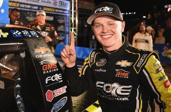 Justin Haley talks about his breakout season ahead of his first Championship 4 appearance