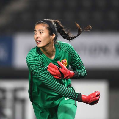 Zhao: Goalkeeper by day, drummer by night