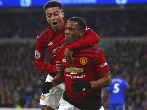 Solskjaer hopeful Martial and Lingard will be fit for Man United's clash with Liverpool