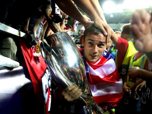 Griezmann: Barcelona snub justified by Super Cup triumph