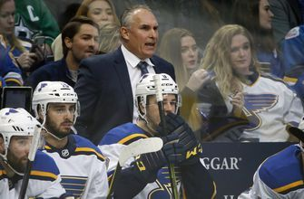 Berube's Blues playing well enough to make a playoff run
