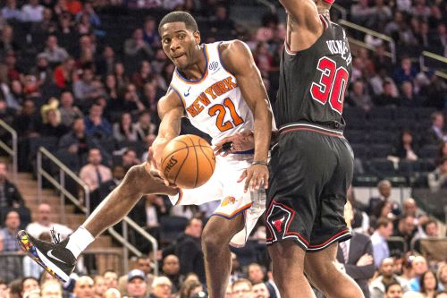 Damyean Dotson: Things are already changing with the Knicks
