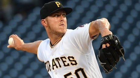 Canada's Jameson Taillon gets opening day start for Pirates