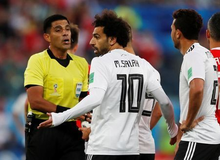 Egypt to file complaint against referee after Russia defeat