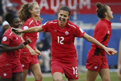 Christine Sinclair is still putting Canada first