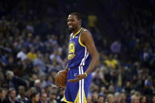 'Sh*t Happens': Kevin Durant to Keep Draymond Green Drama in-House