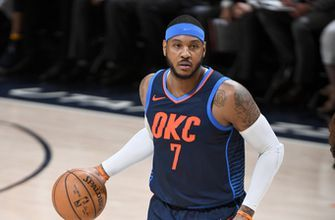 AP Source: Thunder F Anthony to opt in, take $28 million