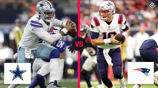 What channel is Cowboys vs. Patriots on today?Time, TV schedule for NFL Week 6 game