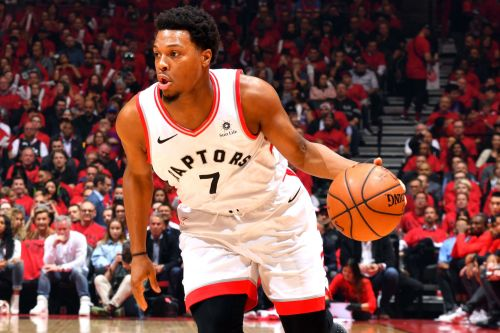 Raptors steamroll Bucks to even Eastern Conference finals