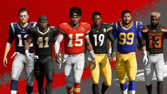 Madden 20 ratings: List of top NFL players at each position