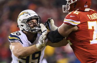 Family tradition: Chargers' Bosa switches to familiar No. 97