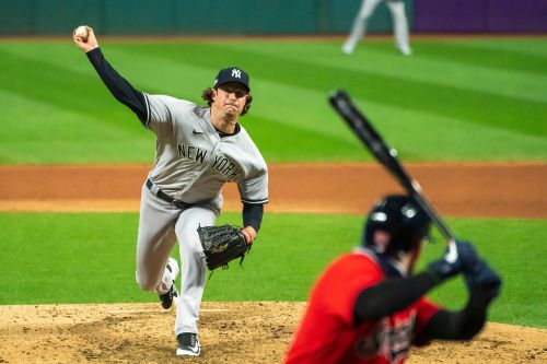 Yankees rout Indians in massive Game 1 statement