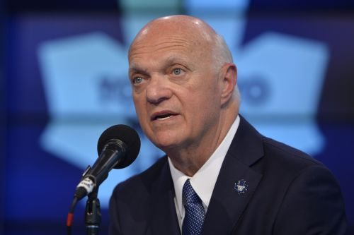 Lou Lamoriello is taking over the Islanders in huge move