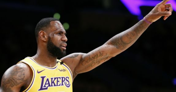 CQFR:  LeBron clutch contre Boston, Zion brutalise les Warriors