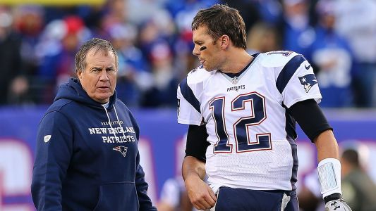 Book alleges Tom Brady felt 'trapped' by Bill Belichick