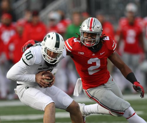 Chase Young's late-season slump is no reason to worry about top NFL draft prospect