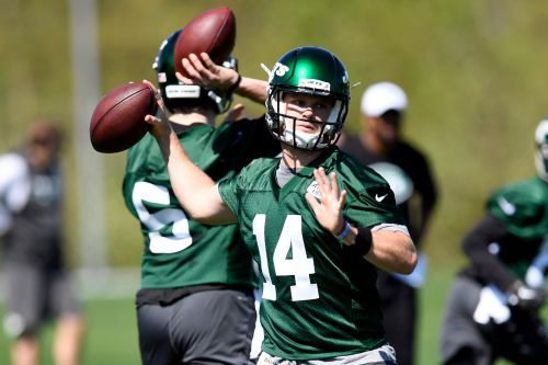 NY Jets training camp preview: Sam Darnold and the quarterbacks