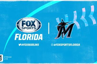FOX Sports Florida announces pre-and-postgame TV coverage for Miami Marlins Wild Card series