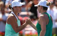 Halep ends Barty's run in Montreal