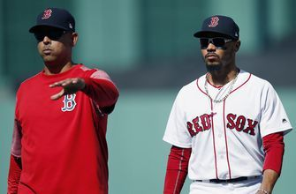 Defending World Series champion Red Sox on repeat for 2018