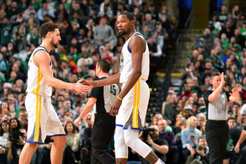 Dubs Could Offer Kevin Durant, Klay Thompson Full Max Deals