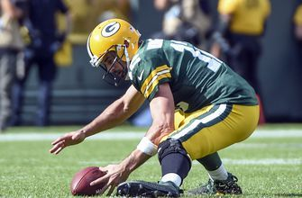 FANTASY PLAYS: Is it time to sit Aaron Rodgers? Start 'em-Sit 'em advice for Week 3